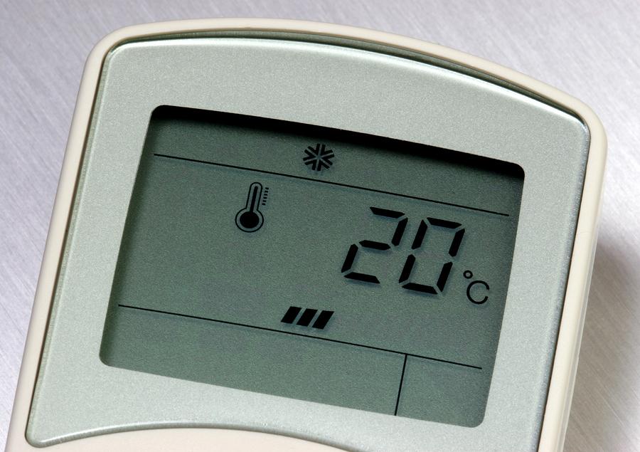 Cu l es la temperatura ideal para tu aire acondicionado calderas y calefacci n - Temperatura ideal calefaccion casa ...