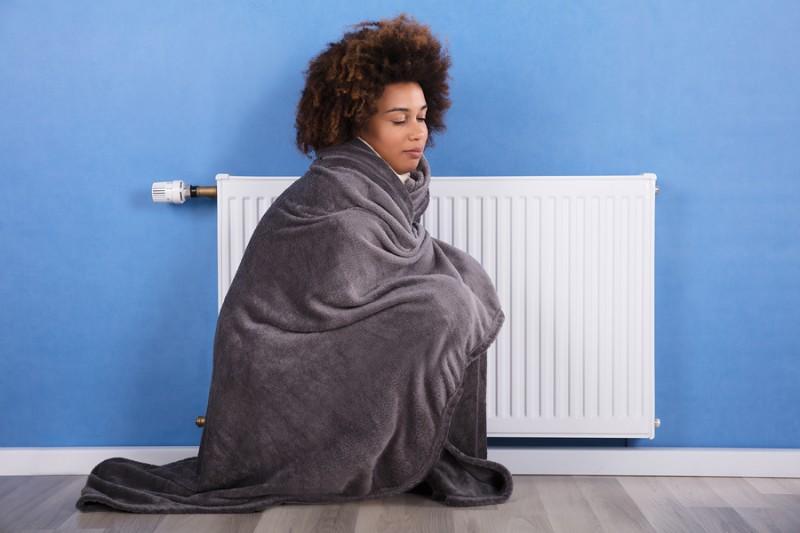 Cuatro errores comunes con la calefacción que solemos cometer