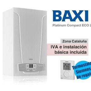 CALDERA BAXI ROCA PLATINUM COMPACT ECO 24 KW