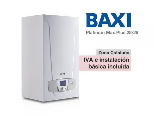 CALDERA BAXI ROCA PLATINUM MAX PLUS 28/28