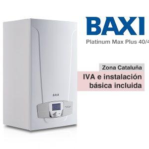 CALDERA BAXI ROCA PLATINUM MAX PLUS 40/40