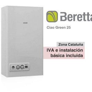 CALDERA BERETTA CIAO GREEN 25