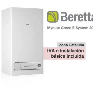 CALDERA BERETTA MYNUTE GREEN E SYSTEM 30