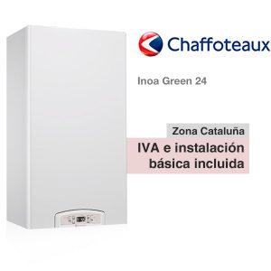 CALDERA CHAFFOTEAUX INOA GREEN 24