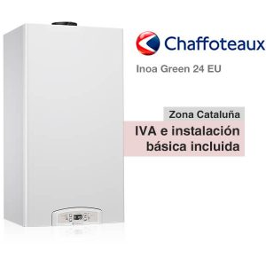 CHAFFOTEAUX INOA GREEN 24 EU A GAS NATURAL