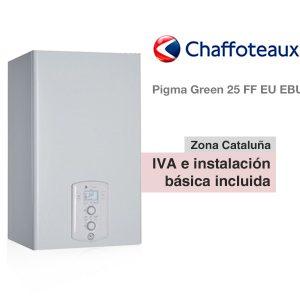 CALDERA CHAFFOTEAUX PIGMA GREEN 25 FF EU EBUS2