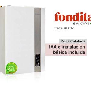 CALDERA FONDITAL ITACA KB 32 A GAS NATURAL