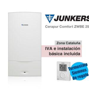 CALDERA JUNKERS CERAPUR COMFORT ZWBE 25-3C