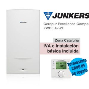 CALDERA JUNKERS CERAPUR EXCELLENCE COMPACT ZWBE 42-2E