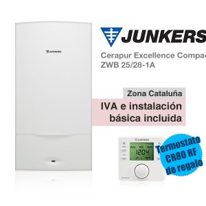 CALDERA JUNKERS CERAPUR EXCELLENCE COMPACT ZWB 25/28-1A