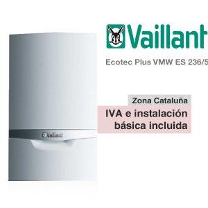 CALDERA VAILLANT ECOTEC PLUS VMW ES 236/5-5 F A