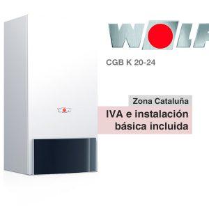 CALDERA WOLF CGB K 20-24