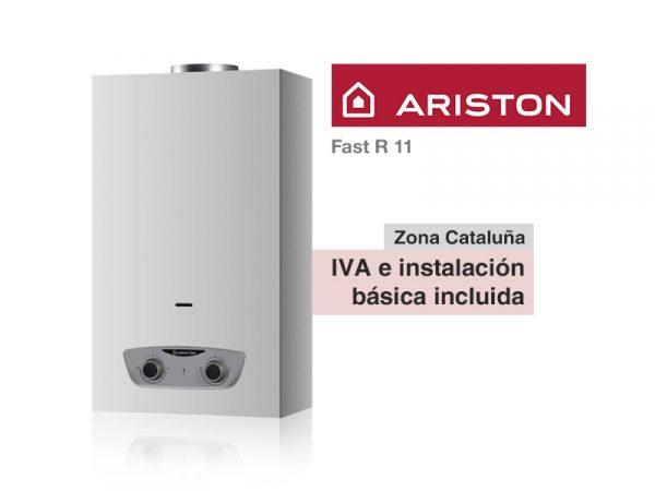 CALENTADOR ARISTON FAST R 11 (11 L/MIN) A GAS NATURAL