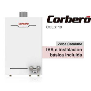 CALENTADOR CORBERÓ TIRO ESTANCO CCEST10