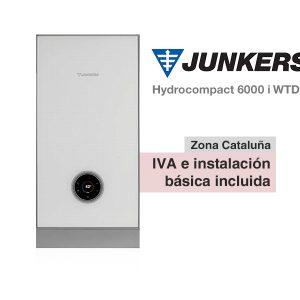 CALENTADOR JUNKERS HYDROCOMPACT 6000 I WTD12-2