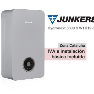 CALENTADOR JUNKERS HYDRONEXT 5600 S WTD12-3 AME