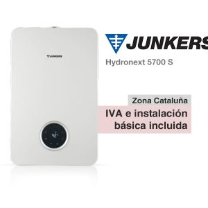 CALENTADOR JUNKERS HYDRONEXT 5700 S WTD 12-4 AME