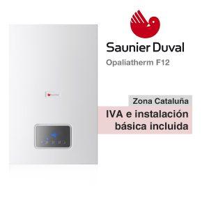 CALENTADOR SAUNIER DUVAL OPALIATHERM F12