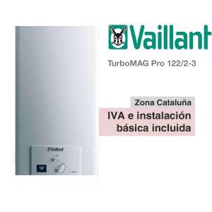CALENTADOR VAILLANT TURBOMAG PRO 122/2-3