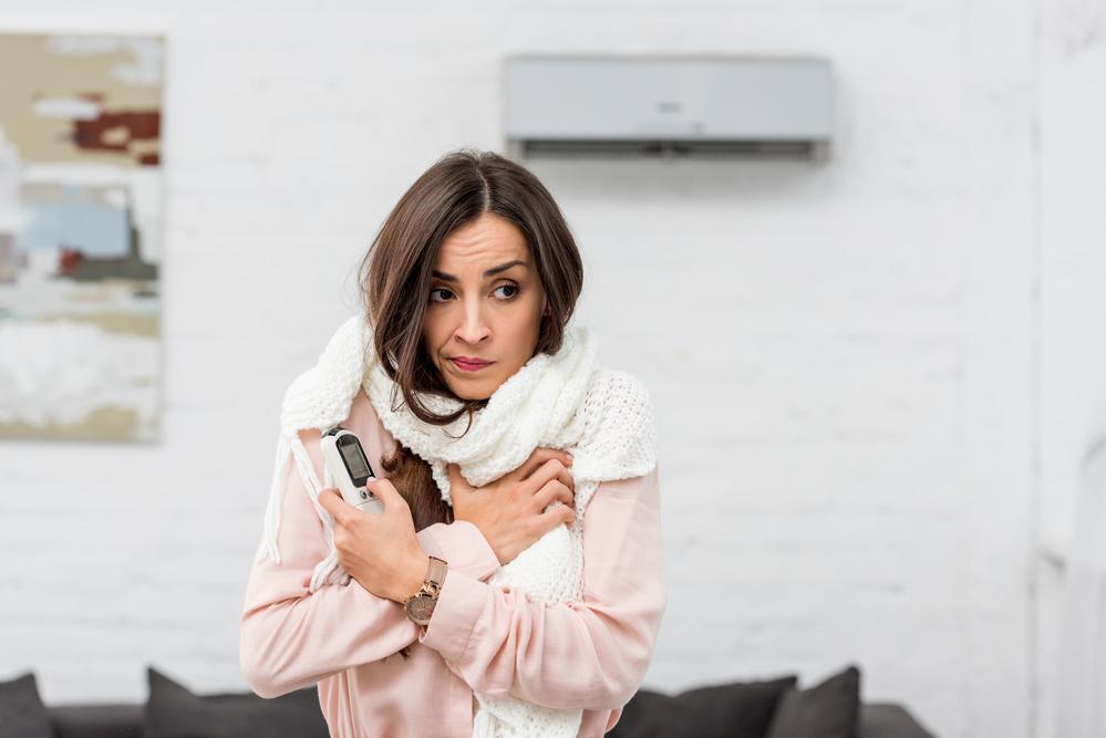 calefacción por aire