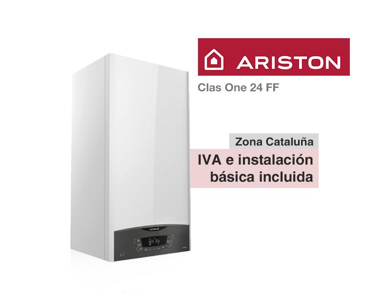 Ariston calderas de gas calefacci n y instalaciones for Ariston clas 24 ff scheda tecnica