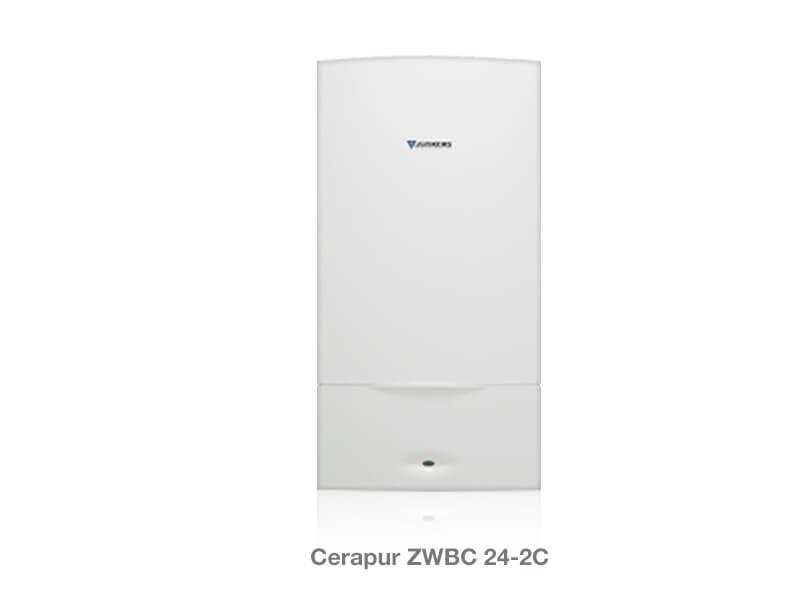 Caldera junkers cerapur zwbc 24 2c a gas natural for Calderas junkers condensacion precios