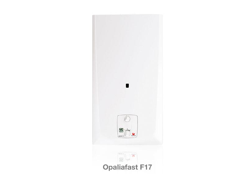 Calentador saunier duval opaliafast f17 a gas natural - Instalacion calentador gas natural ...