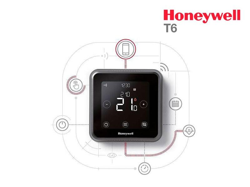 Termostato honeywell lyric t6 inal mbrico - Termostato inalambrico precios ...